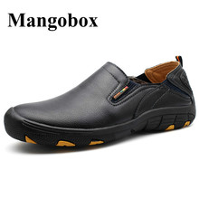 Trail Shoes Men Slip on Outdoor Men Shoes Blue Black Shoes Trekking Men Spring Summer Camping Sneakers For Men