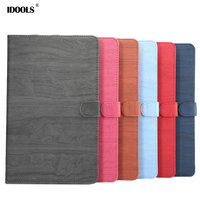 Case For Samsung Galaxy Tab A 10 1 T580 PU Leather Magnetic Coque With Stand Tablet