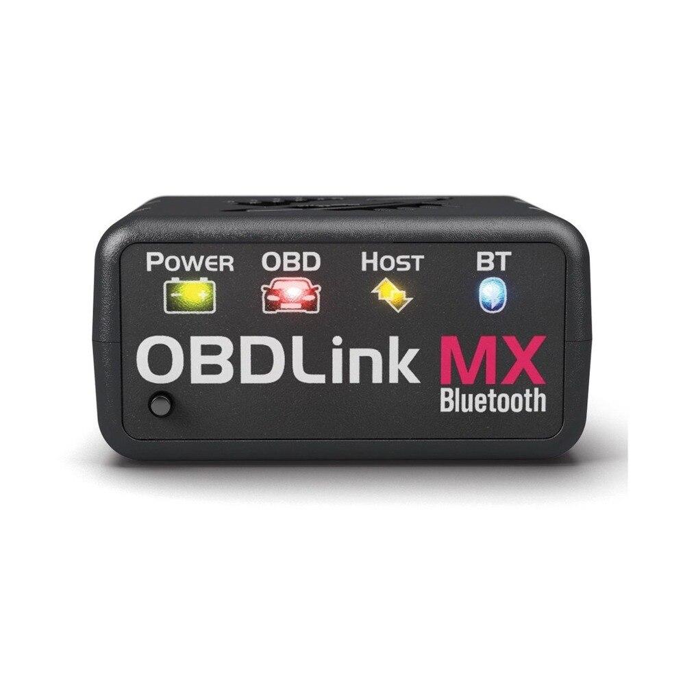 OBDLink MX LX Bluetooth OBD2 BIMMER Codierung werkzeug für BMW fahrzeug und motorrad Automotive Scan Tool für Windows und Android