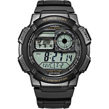 Casio watch Men's multi-functional fashion waterproof watch AE-1000W-1A AE-1000W-1B AE-1000WD-1A AE-1100W-1A AE-1100W-1B