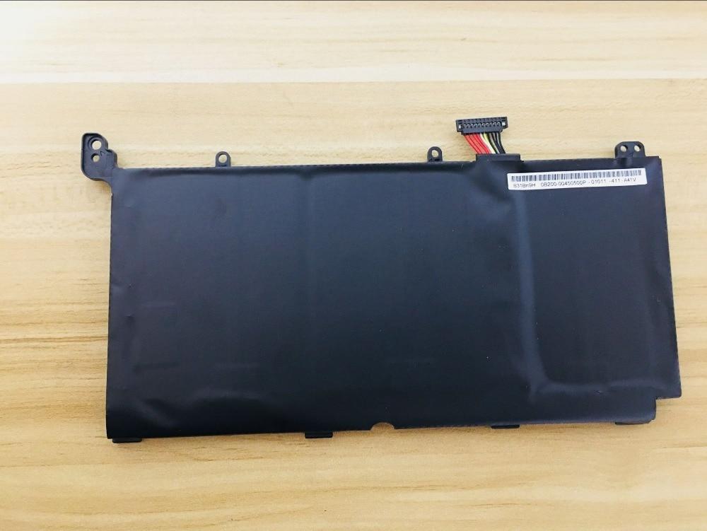 New laptop battery for ASUS K551LA K551LB K551LN S551L S551LA S551LB V551L VivoBook S551L series C31-S551 B31N1336 11.4V 48WH кабель usb ningbo micro usb a m 0 75м