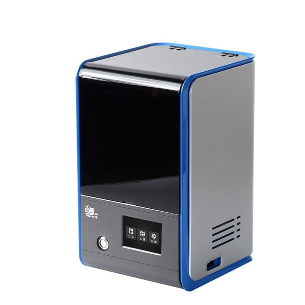 CREALITY 3D 3,5 дюйма ЖК дисплей 3D принтеры LD001 ультра высокой точности Off line Impresora SLA УФ 405nm смолы 47 микрон для ювелирных изделий зубные