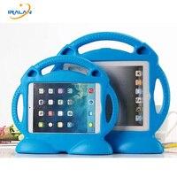 מקרה חדש עבור ipad mini 1 2 3 4 tablet קריקטורה חמודה 3D תומאס רכבת שולחן stand כיסוי עבור ipad mini 1234 ילדים silicona עט + מעטפת