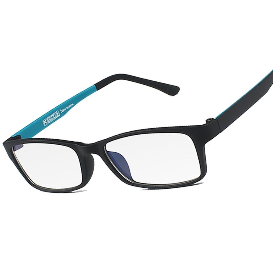 ULTEM (PEI)-Wolfram Computerschutzbrillen Anti Blue Laser Müdigkeit strahlenresistente Brille Brillengestell Oculos de grau 1302