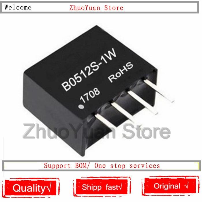 1PCS/lot New Original B0512S-1W B0512S 1W SIP-4