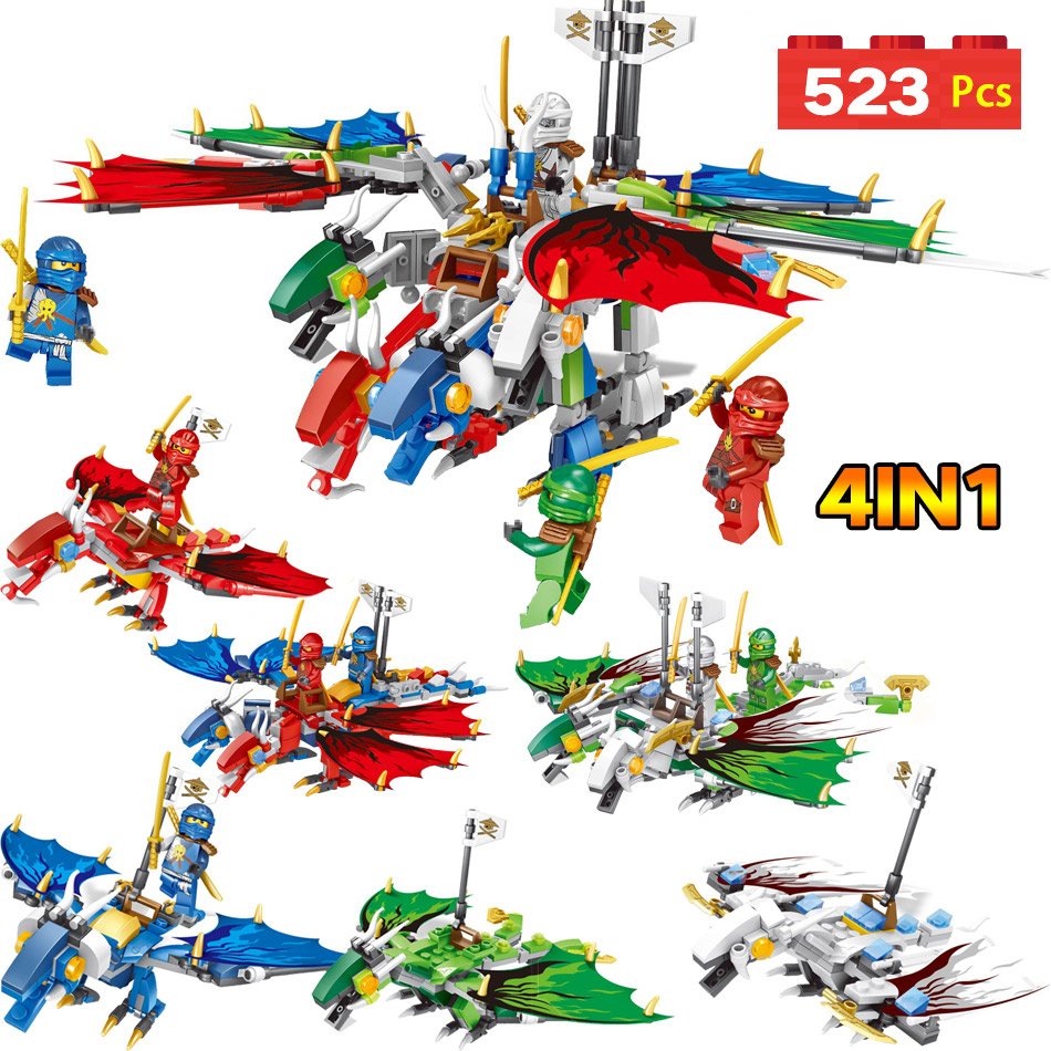 Model Building Ninjago Legoinglys Figures Jay Wu Cole Zane Kai Golden Dragon Master Bicycle 2018 New Building Blocks Compatible Legoinglys Toys Available In Various Designs And Specifications For Your Selection Blocks