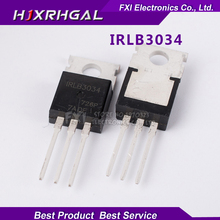 10PCS IRLB3034 IRLB3034PBF TO-220 TO220 MOS FET transistor New original