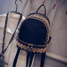 Ткань оксфорд кожаная сумка с заклепками размер вскользь рюкзак ветер прилив