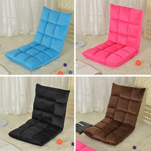 Free Shipping Creative Lazy Sofa Single Sofa Bed Foldable Cushion Tatami Living Room Bedroom Office Leisure Sofa Chair