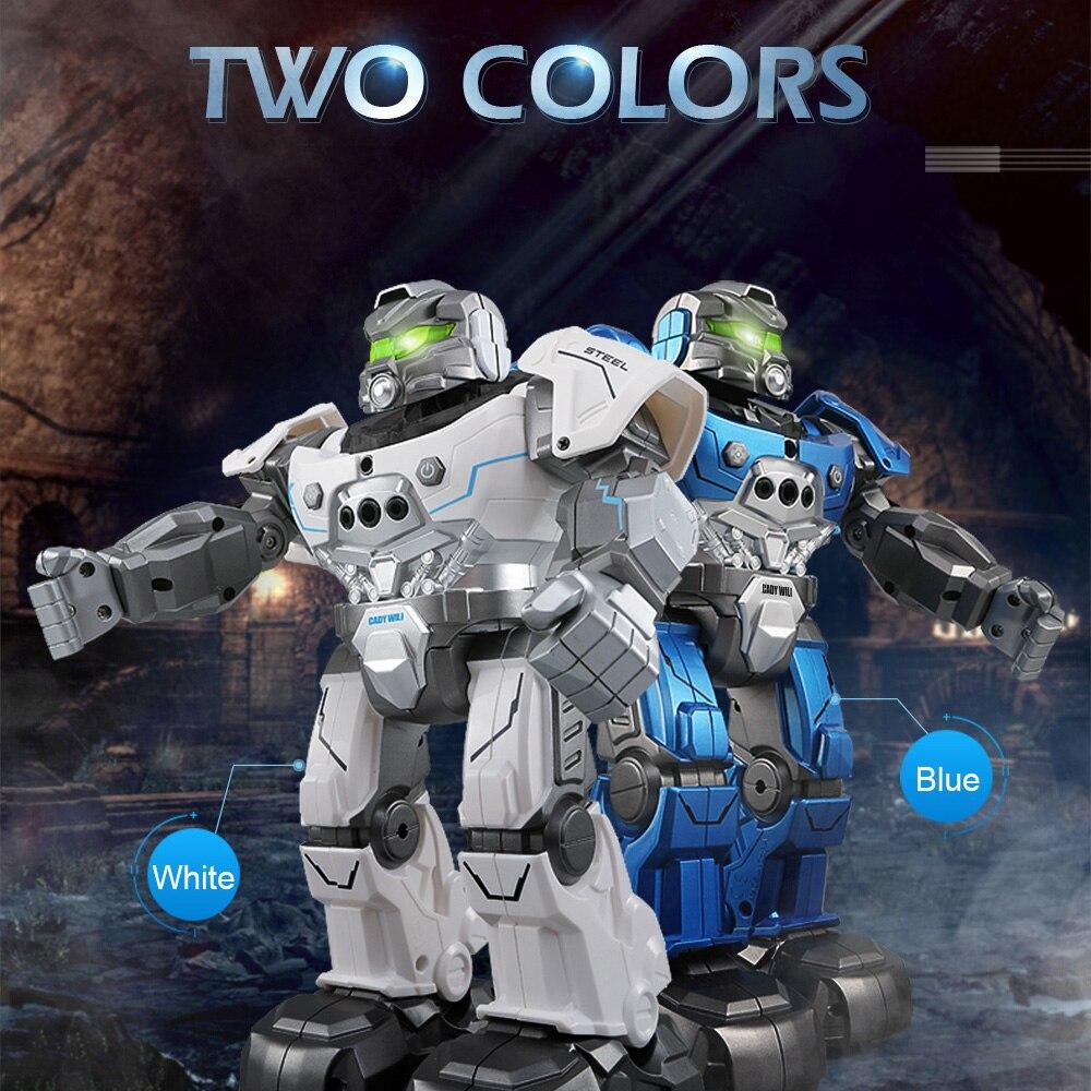 JJR/C R5 шелк-кади WILI интеллектуальные RC робот дистанционного Управление программируемый автоматический следовать жест Сенсор танцевальной м...