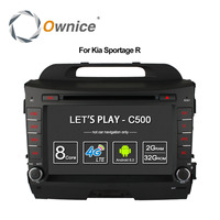 Ownice C500 Android 6 0 Octa 8 Core Car Dvd Player FOR KIA Sportage R 2011