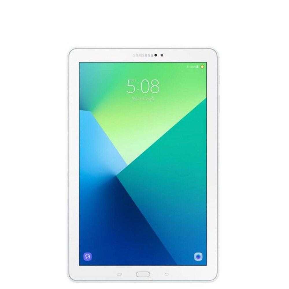 Samsung Galaxy Tab Un 10.1 pouce SM-T585 4g + WIFI Tablet PC 2 gb RAM 16 gb ROM Octa -core 7300 mah 8MP Caméra Android Tablet
