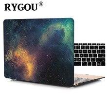 Casos do portátil para novo mac book pro 13.3 15.4 polegada manga escudo com teclado capa para macbook ar pro retina 11 12 13 15 caso