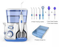 3 colors Oral water Dental FlosserIrrigator, Waterpulse V300, 800ml Oral Hygiene tools for tooth care