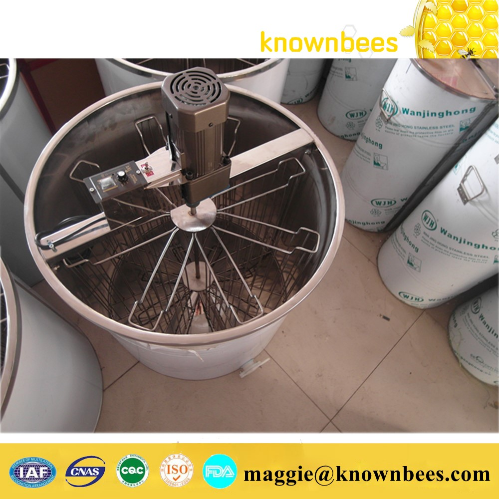 beekeeping equipment 8 frames electrical stainless steel honey extractor ежик jackie chinoco кельвин 23 см 60554 9