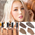 IMAGIC 4 Colors Long Lasting Waterproof  Eyebrow Mascara Cream Eye Brow Shadow Makeup Beauty Tools  Eyebrow Gel Enhancer Eyebrow