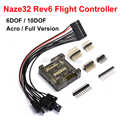 NAZE32 Rev6 6DOF / 10DOF / Acro / Full Version Flight Control Board For RC Martian II 220 250mm Wizard X220 X220S Quadcopter