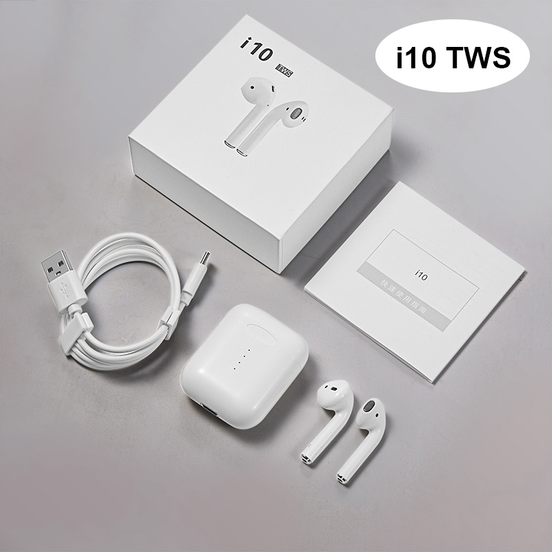i10 TWS Bluetooth Earphone Air Pods Wireless Headphones 5.0 Wireless Bluetooth Headset Earbuds Touch Control For All Smart Phone (12)