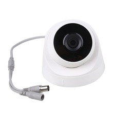 Security 1MP 1.3MP 2MP HD  Analog Signal AHD Camera for Indoor Ceiling install with high quality image Dome
