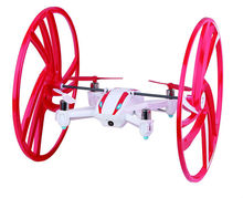 2016 rc car drone H807 H807C 4ch can run and fly with camera easy control very good performance RC Quadcopter Toy vs 318B U843