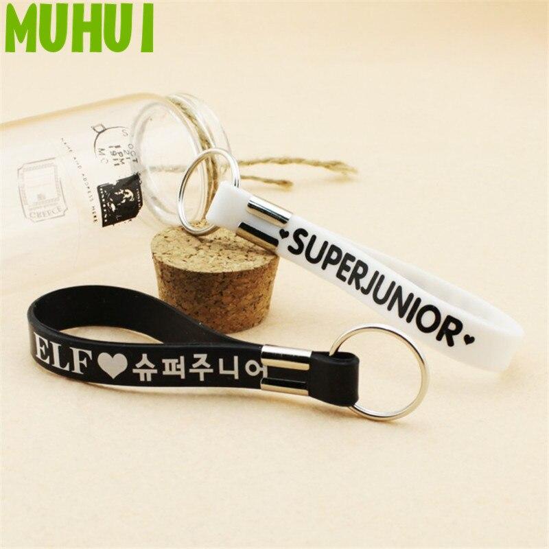 Youpop Wholesale KPOP Fan Super Junior SJ SuJu SuJr Plastic Fashion