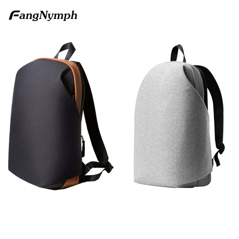 FangNymph 2018 New Student Large Capacity Backpack Women Waterproof Laptop Bag Men School Ruckpack Travel Bags La Mochila large capacity waterproof oxford backpack unisex students backpack school bags for teenagers laptop backpack women travel bag