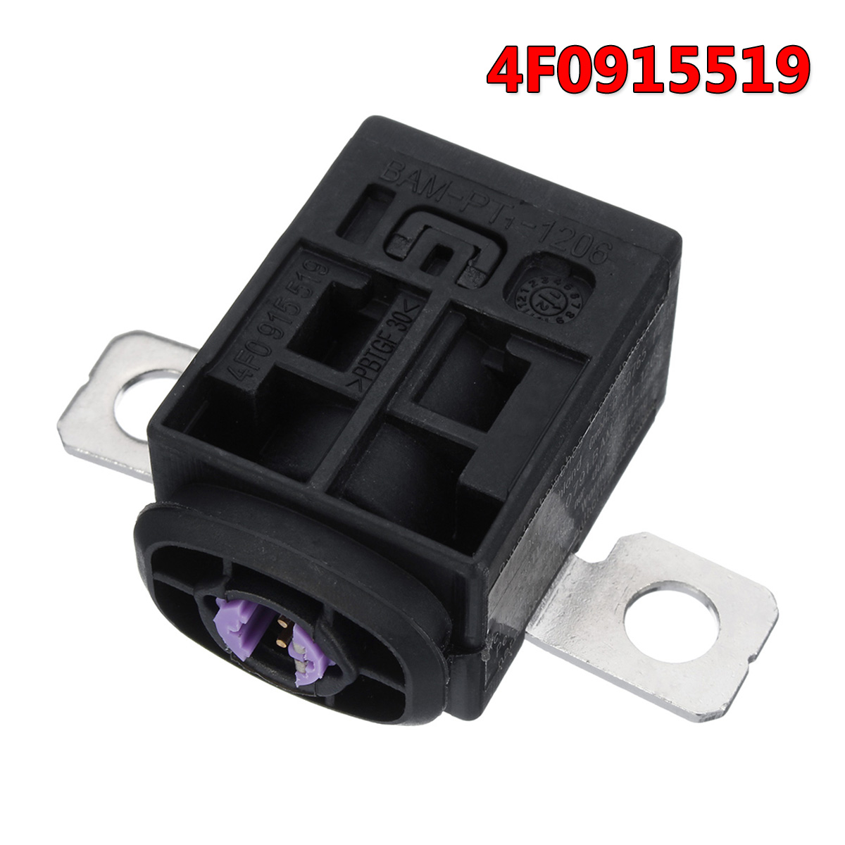 hight resolution of 4f0915519 battery fuse box cut off overload protection trip for audi q5 a5 a7 a6 vw skoda in fuses from automobiles motorcycles on aliexpress com