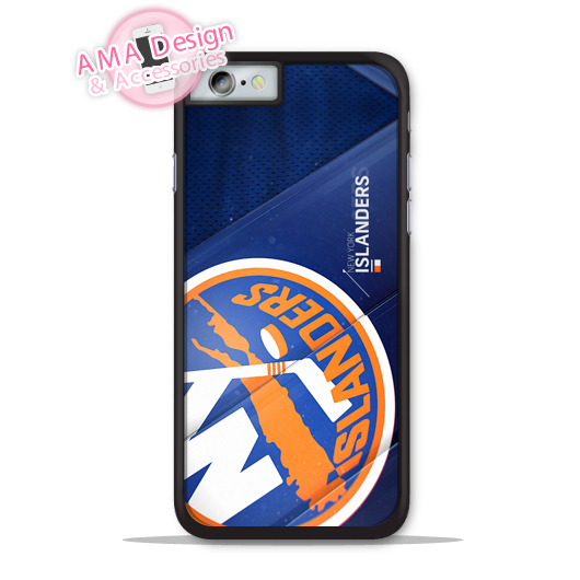 New York Islanders Ice Hockey Fans Phone Cover Case For Apple iPhone X 8 7 6 6s Plus 5 5s SE 5c 4 4s For iPod Touch