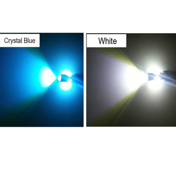 DOTAATDW 2 #215 194 168 T10 LED W5W Canbus żarówka tablicy rejestracyjnej 5050 SMD samochodów Sidemarker Parking szerokość żarówki do wewnętrznych Lamp samochodowych lampka do czytania tanie i dobre opinie CN (pochodzenie) Klirens lights 400Lm T10 (W5W 194) 12 v WHITE Uniwersalny T10-5050-4 Panel lamp W5W led License plate lights led W5W