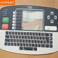 Para la pantalla del teclado de la impresora Linx 7300