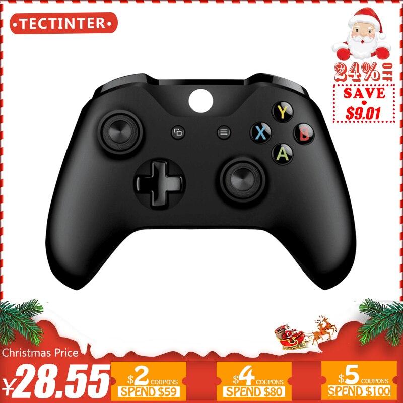 Pour Xbox One Sans Fil Joystick Controle À Distance Contrôleur Jogos Mando Pour Xbox Un PC Gamepad Joypad Jeu Pour X box un NO LOGO