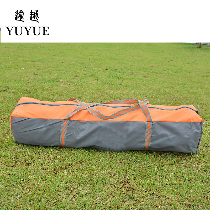 3-4 person waterproof pop up tent for winter fishing hiking outdoor Camping Tent Waterproof family party tent no-see-um mesh 5