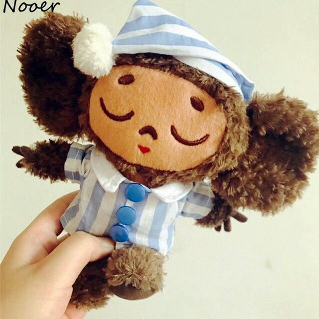 Nooer Hot Russian Cheburashka Plush Toy Stuffed Animals Cute Monkey