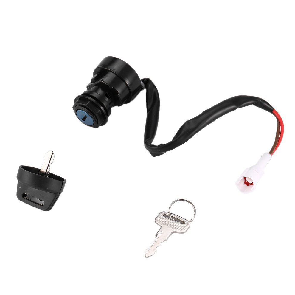 Ignition Key Switch Fits For Yamaha Grizzly 350 Yfm350 2x4 4x4 2007-2014 Atv Electric Motorcycle Cover Lock Yfm350