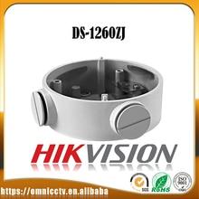 Blanco de aleación de aluminio soporte de la caja de conexiones ds-1260zj para ds-2cd2632f-is cámara ip cctv