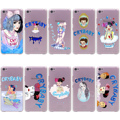 Cry Baby Melanie Martinez Hard Transparent Cover Case for Lenovo S850 90 60A536 328&Nokia 535 630 730 640 XL&Sony Z2 3 4