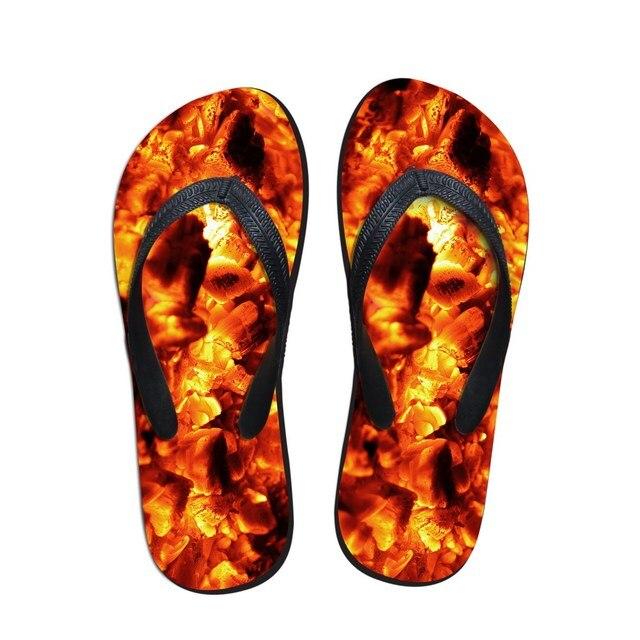 Summer Style Men's Flip Flops Fashion Male Beach Sandals Brand Flat Heel Flip Flops Wear-resistant Man Slippers Plus Size 39-44