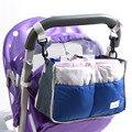 Baby Stroller Organizer Baby Carriage Pram Buggy Cart Bottle Cup Bag Stroller Accessories Hanging Basket Baby Car Bag passeggino