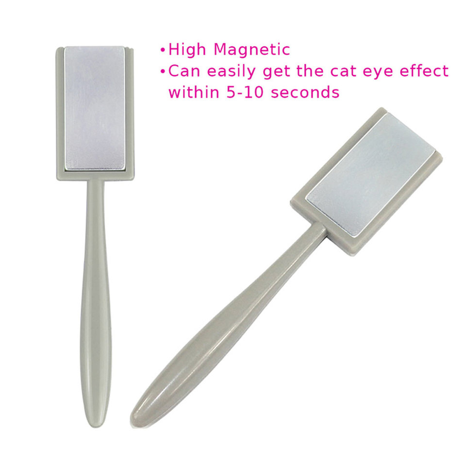 Professional 3d Magnet Stick For Cat Eye Gel Polish Nail Art Manicure Tool Lipstick Polish Style Beauty Lip Gloss Care File 2017