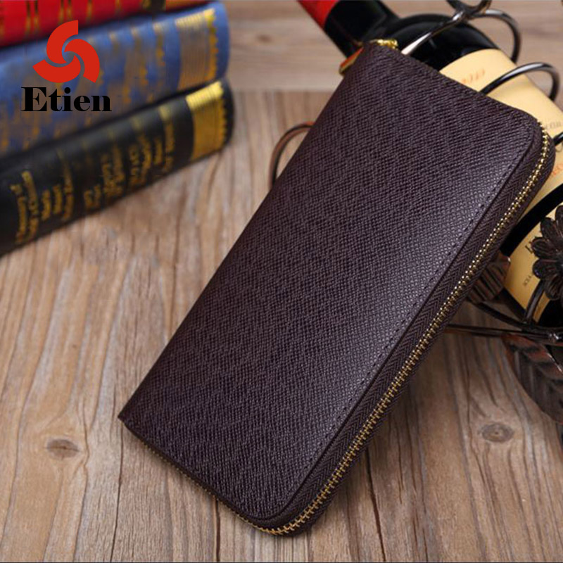 designer brand mens wallets 99f4  Wallet men money clip purse for coins famous designer brands high quality  Multifunction PU card portfolio for men wallet