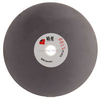 5 Inch 125mm Grit 1500 Fine Electroplated Diamond Coated Flat Lap Disk Grinding Polishing Wheel Lapidary