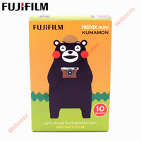 Fujifilm 10 простыни Детские плёнки монохромный Радуга маскарун Новый Микки Алиса для Fuji Instax Mini 7 8 9 50 s 90 25 Share SP-1 Instant