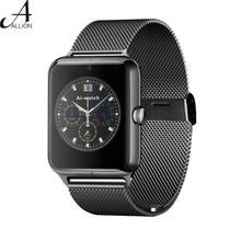 New Luxury LF11 Z50 Bluetooth Smart Watch Heart Rate Smartwatch for Apple iPhone HTC Android Smartphones
