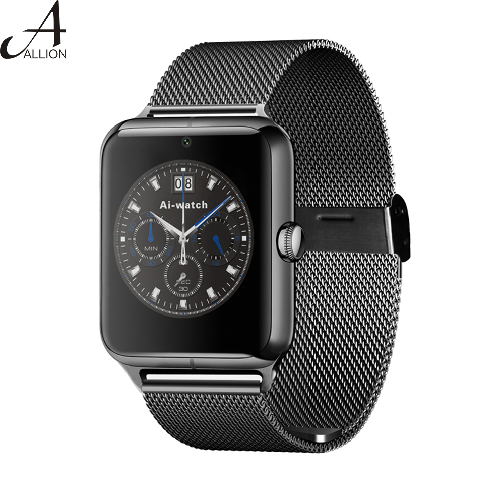 New Luxury LF11 Z50 Bluetooth Smart Watch Heart Rate font b Smartwatch b font for Apple