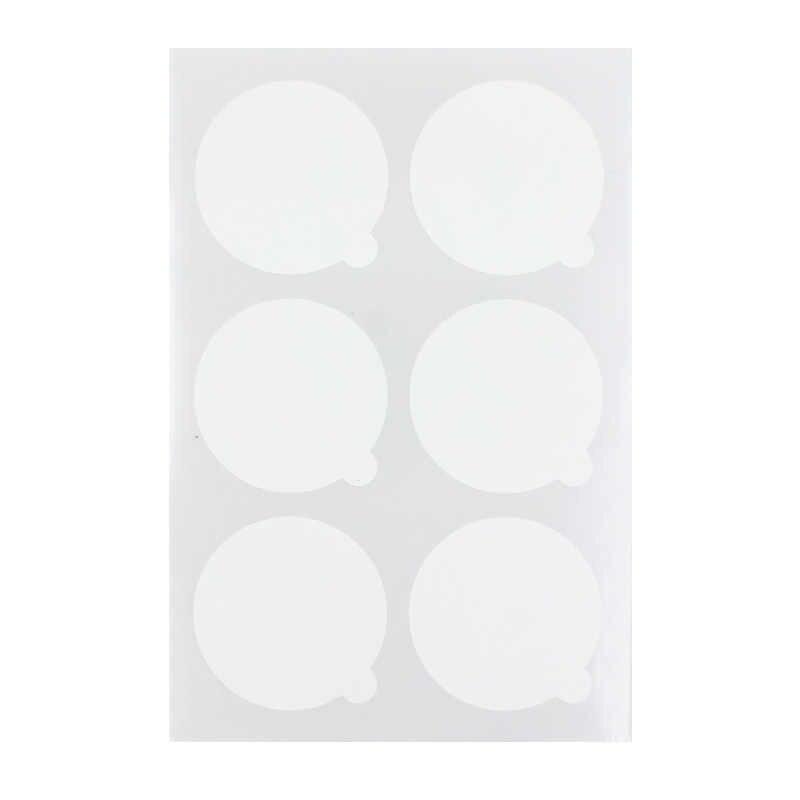 Individuelle Natürlichen Nerz Falsche Wimpern Kleber Halter Palette Eye Lash Verlängerung Pads Stehen Auf Wimpern Jade Stein