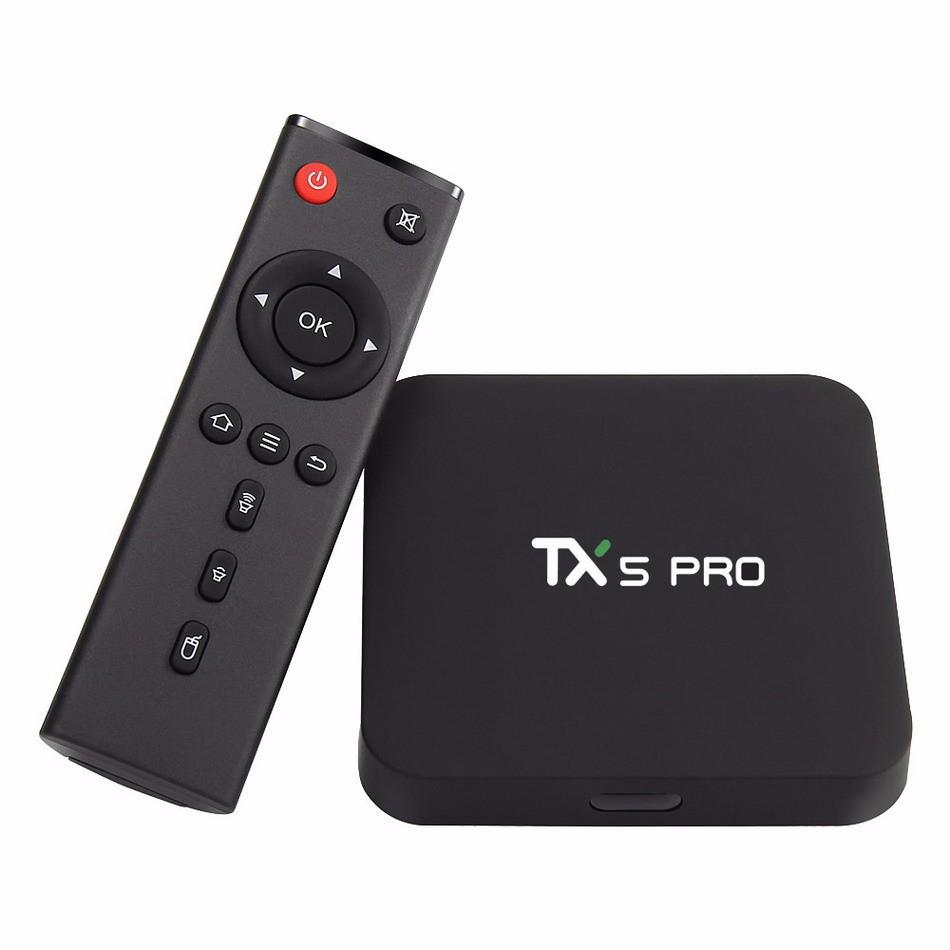 Tanix TX5 Pro Amlogic S905X Android 6.0 TV Box 1.5GHz 2G-16G KODI Smart TV 2