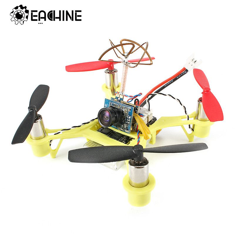 Eachine Tiny QX90C 90mm Micro FPV Racing Quadcopter Based On F3 EVO Brushed Flight Controller jjpro f3 evo brushed acro flight control board