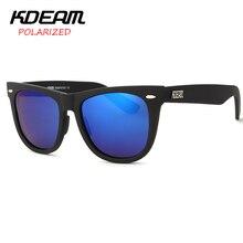 Kdeam 2017 new llegada hd polarizado gafas de sol de los hombres grandes del tamaño 58 ancho de Gafas de Sol de Las Mujeres UV400 gafas de sol Con El Caso 2140F