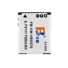 Best price VW-VBX070 VBX070 lithium batteries For Panasonic HX-WA10 HX-DC15 HX-DC1 HX-DC10 HM-TA20 HM-TA2 HX-DC2 Digital camera Battery