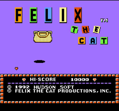 FELIX The Cat 60 Pin Game Card For 8 Bit Subor Game Player недорго, оригинальная цена